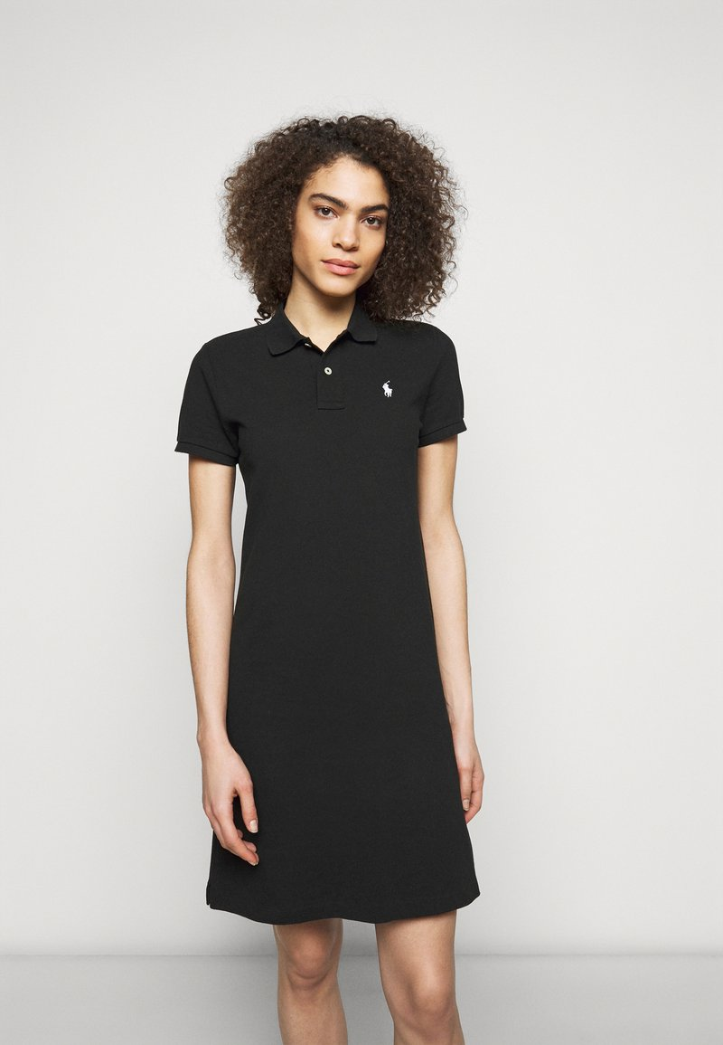 Polo Ralph Lauren - BASIC - Day dress - black