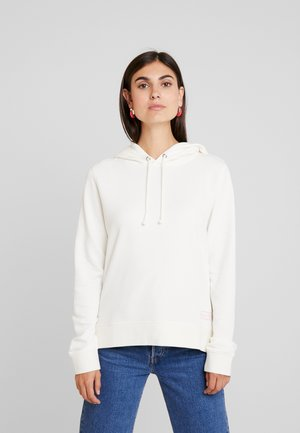 Hoodie - soft white