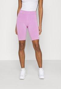 Nike Sportswear - BIKE  - Shorts - violet shock/white - 0