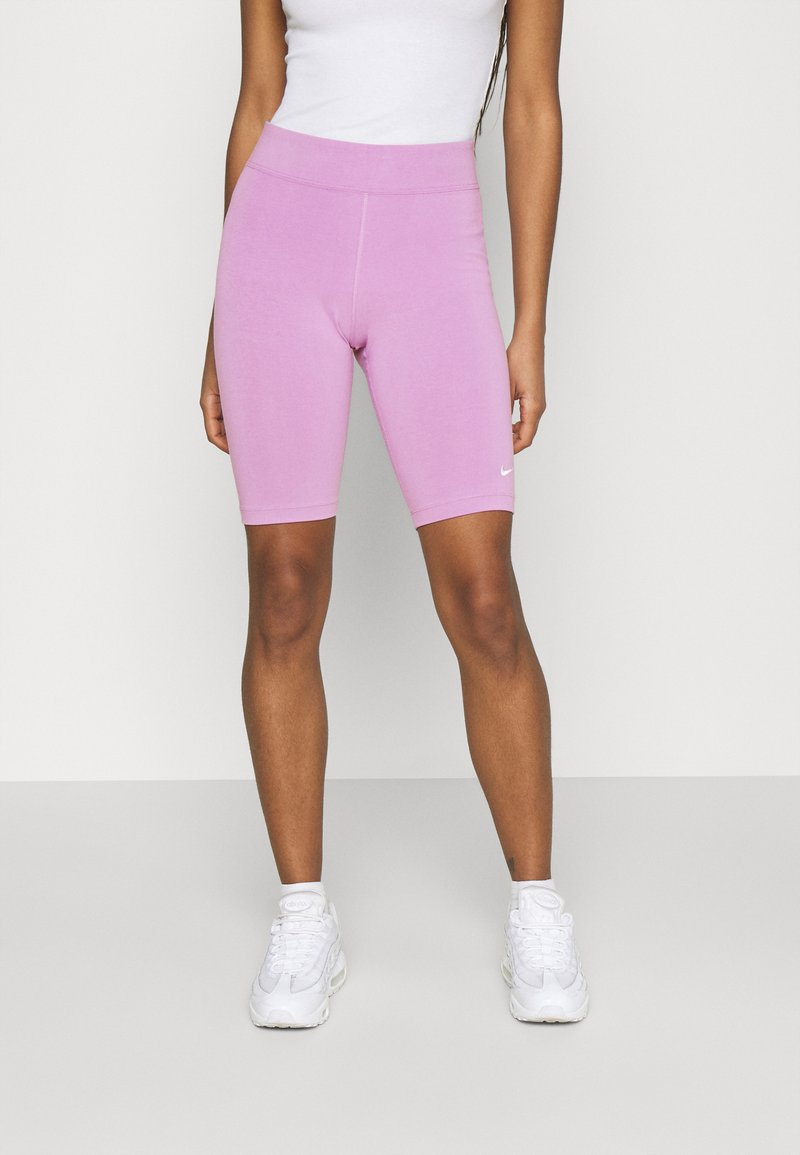 Nike Sportswear - BIKE  - Shorts - violet shock/white