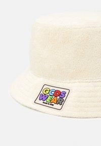 GCDS - FISHERMAN HAT UNISEX - Hat - whitecap grey - 3