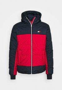 Tommy Hilfiger - INSULATION JACKET - Training jacket - red - 0