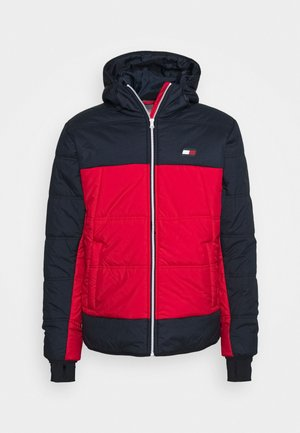 INSULATION JACKET - Kurtka sportowa - red