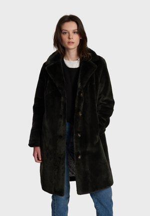 CYBER - Zimní kabát - dark grey