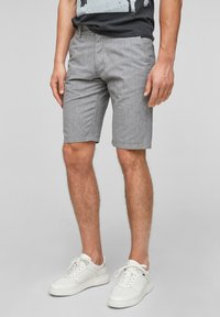 QS by s.Oliver - Shorts - blue - 0