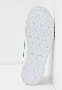 KARL LAGERFELD - KAMPUS MAISON KARL LACE - Baskets basses - white - 6