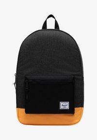 black crosshatch/black/blazing orange