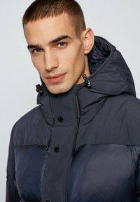 BOSS - DAKIL - Down jacket - dark blue - 3