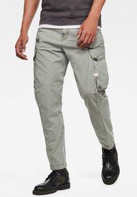 G-Star - DRONER  - Cargo trousers - lt orphus gd - 0