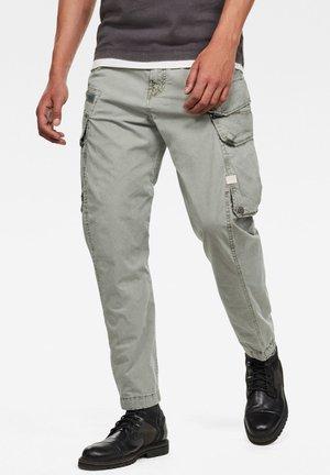 DRONER  - Cargo trousers - lt orphus gd