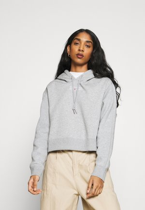 ALL STAR REVERSED HOODIE - Hoodie - grey