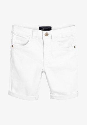 Jeans Short / cowboy shorts - white