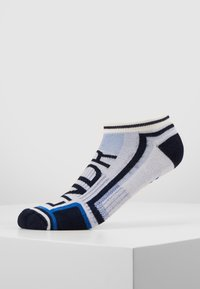 LNDR - GNARLY TRAINER - Trainer socks - white - 1