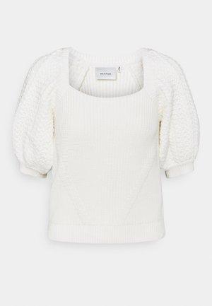 VIOLA - Print T-shirt - egret