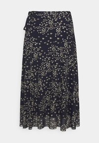 Soaked in Luxury - A-line skirt - parisian night - 1