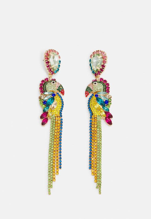 PCBIRDAA EARRINGS - Pendientes - gold-coloured