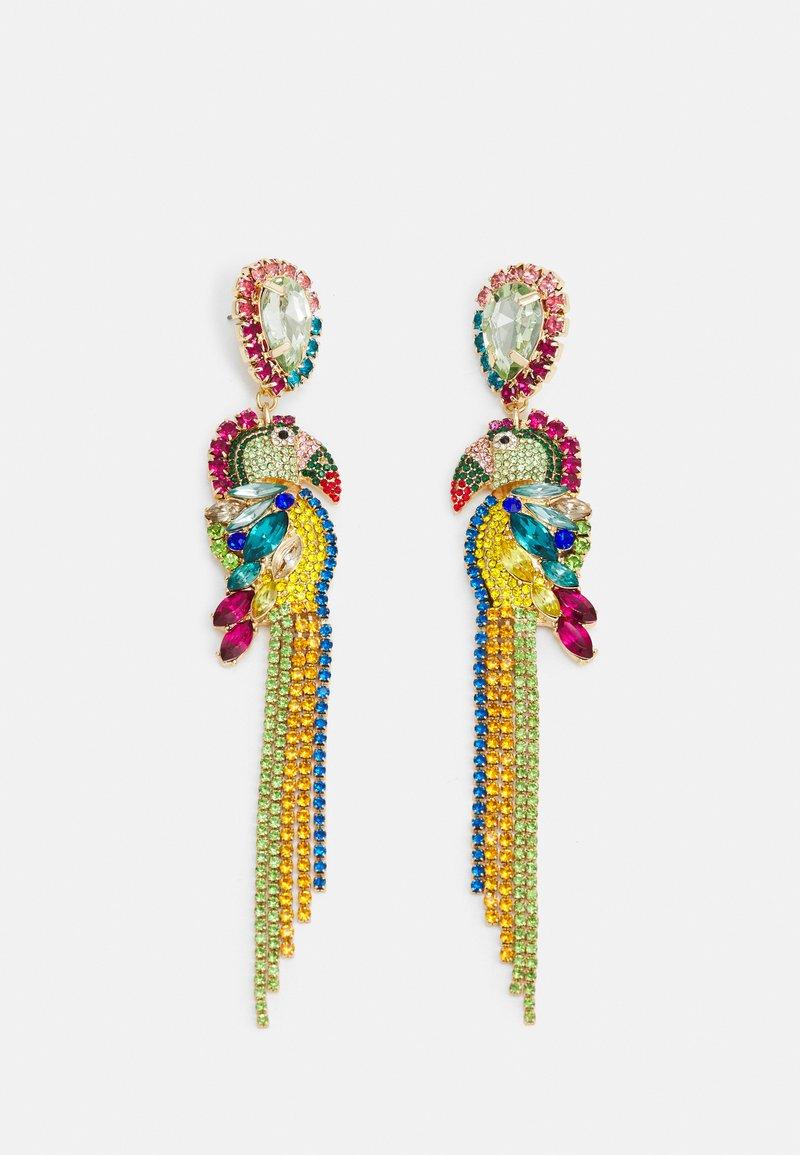 Pieces - PCBIRDAA EARRINGS - Boucles d'oreilles - gold-coloured