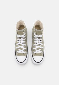 Converse - CHUCK TAYLOR ALL STAR COLOR UNISEX - High-top trainers - light field surplus - 3