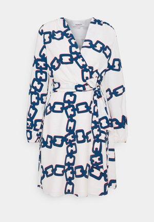 RILOU - Denní šaty - ivoire