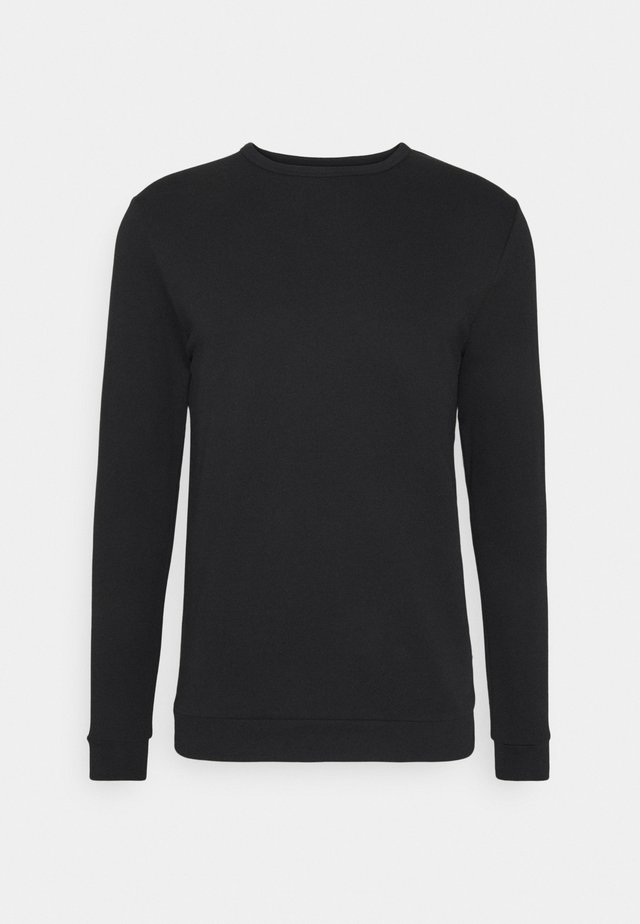 ENNO - Sweater - black
