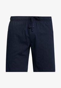 Schiesser - SLEEPWEAR TROUSERS SHORTS  - Pyjama bottoms - dark blue - 3
