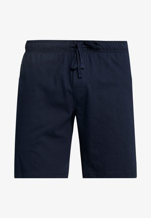 SLEEPWEAR TROUSERS SHORTS  - Nachtwäsche Hose - dark blue