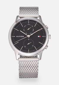 Tommy Hilfiger - EASTON - Watch - silver-coloured - 0