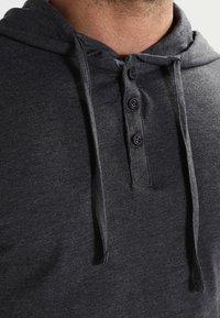Pier One - Top sdlouhým rukávem - dark grey melange - 3