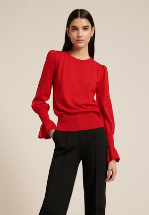METAL - Pullover - red