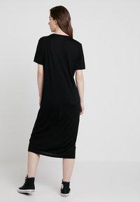 Weekday - BEYOND DRESS - Jersey dress - black - 2