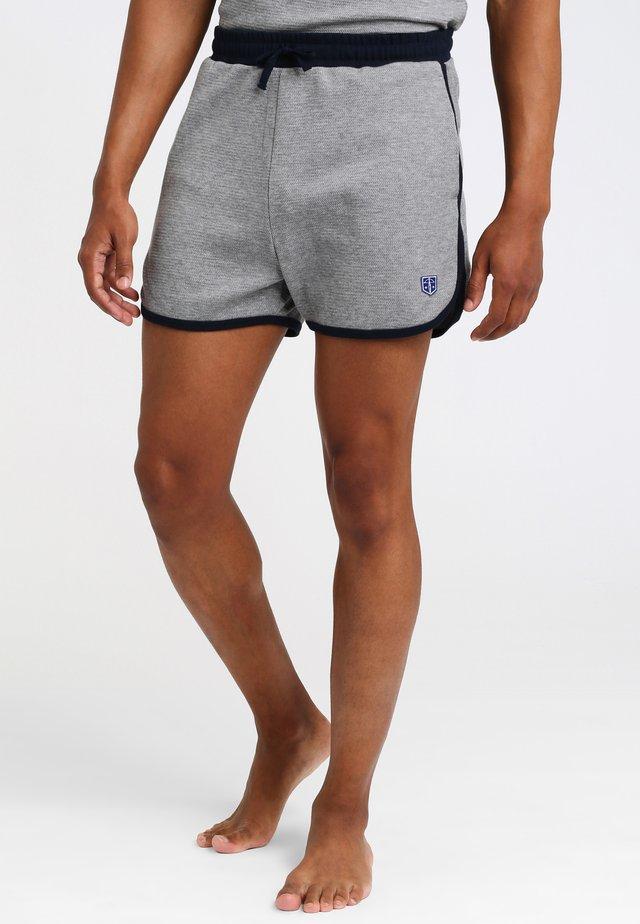 LEO - Pants - grey