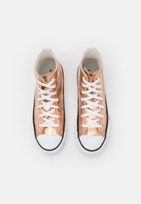 Converse - CHUCK TAYLOR ALL STAR - High-top trainers - natural ivory/light gold/white - 3