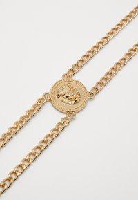 Pieces - PCLIONA WAIST CHAIN BELT KEY - Waist belt - gold-coloured - 2