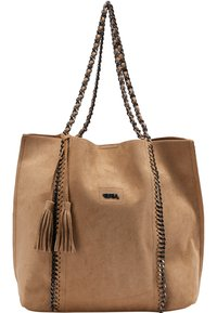 IZIA - Tote bag - camel - 5