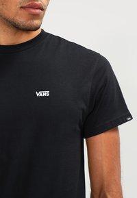 Vans - T-shirt - bas - black - 3
