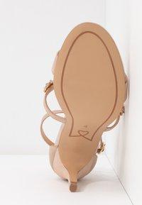 Lulipa London - DAISY - High heeled sandals - light metallic - 6