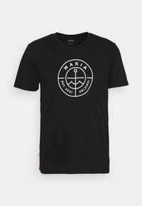 Makia - RE SCOPE - Print T-shirt - black - 3