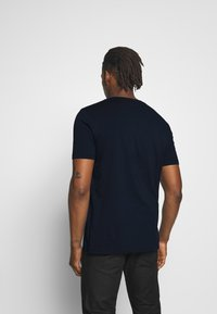 HUGO - DOLIVE - T-shirt print - dark blue - 2