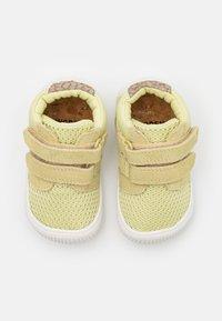 Woden - Baby shoes - lemongrass - 3