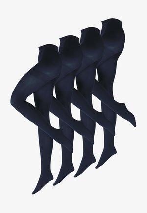 4-PACK - Panty - dunkelblau