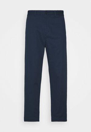 MADISON TROUSER - Spodnie materiałowe - navy