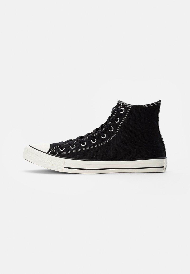 Converse - CHUCK TAYLOR ALL STAR NATIONAL PARKS - Korkeavartiset tennarit - black/egret/black
