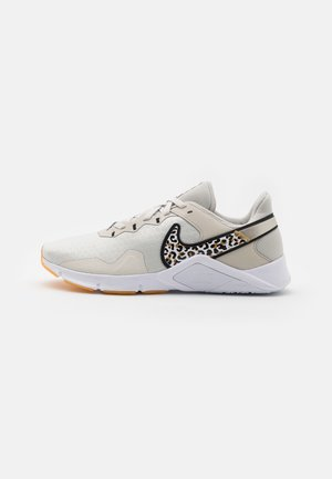 LEGEND ESSENTIAL 2 PRM - Sports shoes - light bone/black/wheat/white/light brown