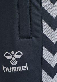 Hummel - TAPERED - Club wear - blue nights - 5