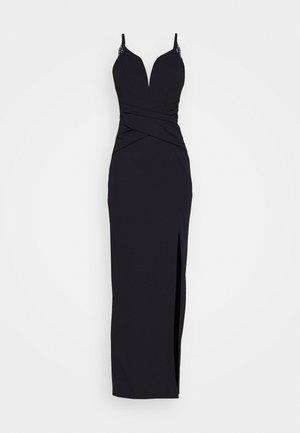RAMIRA DRESS - Jerseykleid - navy blue