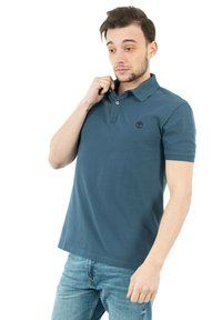 Timberland - Polo shirt - bleu - 0