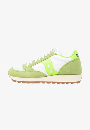 JAZZ VINTAGE - Zapatillas - slime/white