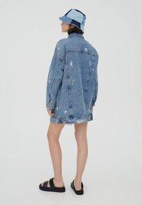 PULL&BEAR - Denim jacket - blue - 2