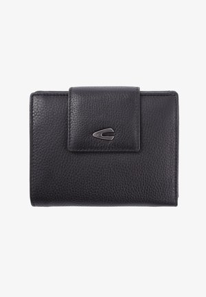 PURA FLAP WALLET - Wallet - black