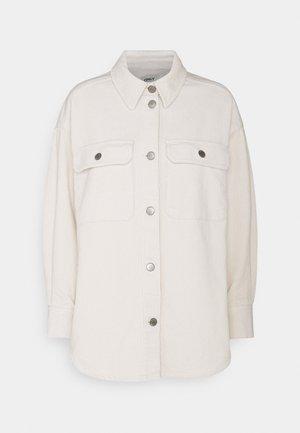 ONLWORKER POCKET - Summer jacket - pumice stone